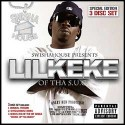 Lil' KeKe - The Album B4 The Album Mixtape (2 Disc) mixtape cover art