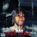 Man Man - I Am Man Man mixtape cover art