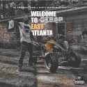 Strap - Welcome To East Atlanta mixtape cover art