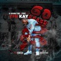 YFN Kay - Go Brazy mixtape cover art