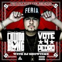 Chingo Bling - Vote For Pedro mixtape cover art