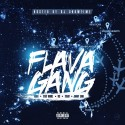 Flava Gang mixtape cover art