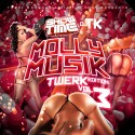 Molly Musik (Twerk Edition 3) mixtape cover art