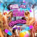 Molly Musik 4 (Summer Edition) mixtape cover art