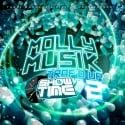 Molly Musik Trap'D Up 2 mixtape cover art