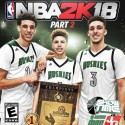 NBA 2K18 (Ball Brothers Edition) mixtape cover art