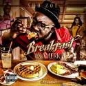 Sho Zoe - Breakfast In America mixtape cover art