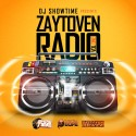 Zaytoven Radio mixtape cover art