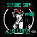 Ajay Cartel - Serous Shit mixtape cover art