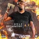 A.V. - Self Explanatory mixtape cover art