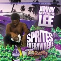 Jimmy BruceWayne Lee - Sprites Everywhere mixtape cover art
