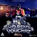 JP $ - No Rent Vouchrz mixtape cover art