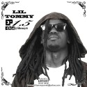 Lil Tommy - My EP 1.5 mixtape cover art