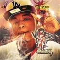 T-Ray - Vibez Don't Lie mixtape cover art