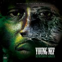 Young Nef - Definition Of Gangsta mixtape cover art