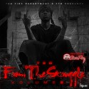 Young Teo - From The Struggle 2 #10hunnit mixtape cover art