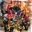 T.I.Pset Blends mixtape cover art