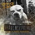 TDS - Tha Black Print mixtape cover art