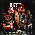 Boyz On Da Block 3 mixtape cover art