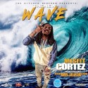 Misfit Cortez - The New Wave  mixtape cover art