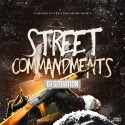 Street Commandments mixtape cover art