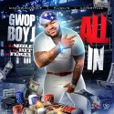 Gwop Boy J - All In mixtape cover art
