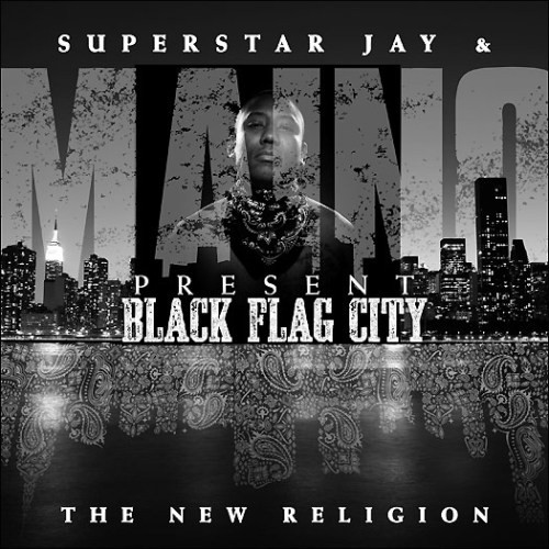 Maino - Black Flag City (The New Religion)