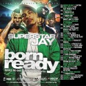 Born Ready mixtape cover art