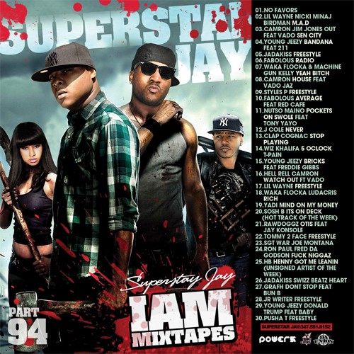 superstar jay i am mixtapes 94