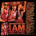 I Am Mixtapes 60 (Hosted By Waka Flocka) mixtape cover art