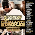 Stack Bundles - It's All About The Bundles (Disc 2) mixtape cover art