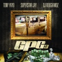 Tony Yayo - GPG3 mixtape cover art