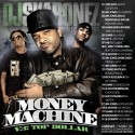 Money Machine, Vol. 3 (Top Dollar) mixtape cover art