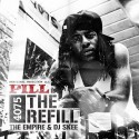 Pill - 4075: The Refill mixtape cover art