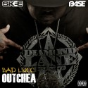 Bad Lucc - Outchea mixtape cover art