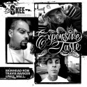 Expensive Taste (Skinhead Rob, Travis Barker & Paul Wall) mixtape cover art