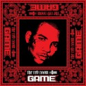 Game - The Red Room mixtape cover art