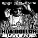 Hot Dollar - 100 Laws Of Power mixtape cover art