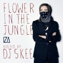 IZA - Flower In The Jungle mixtape cover art