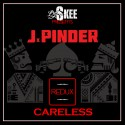 J. Pinder - Careless Redux mixtape cover art