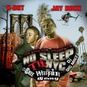 Kendrick Lamar & Jay Rock - No Sleep Til NYC mixtape cover art