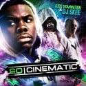 So Cinematic mixtape cover art