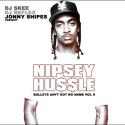 Nipsey Hussle - Bullets Ain't Got No Name 2 mixtape cover art