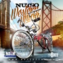 Nutso - Western Union mixtape cover art