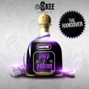 The Game - Purp & Patron: The Hangover mixtape cover art