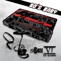 Six Reasons - 80s Baby mixtape cover art