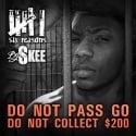 Six Reasons - Do Not Pass Go, Do Not Collect $200 mixtape cover art
