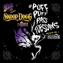 Snoop Dogg - #PuffPuffPassTuesdays mixtape cover art