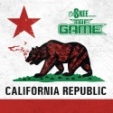 The Game - California Republic mixtape cover art