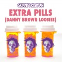 Extra Pills (Danny Brown Loosies) mixtape cover art